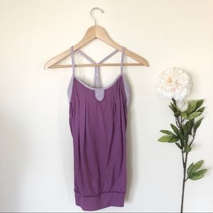 Lululemon | Let It Loose Tank Purple